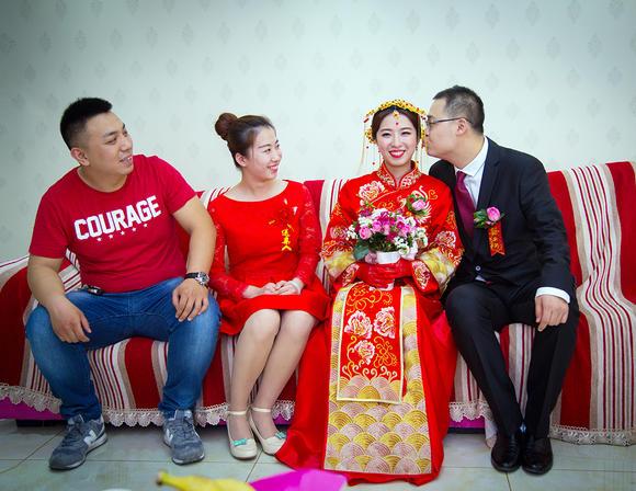 【婚礼摄影】在这不平凡的一天里总有很多瞬间值得被记录