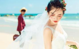 天美【青岛】婚纱照 水下/游艇/马场/基地内景