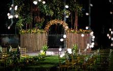 「念和」自家院子森系草坪户外婚礼