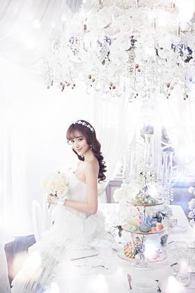 凤凰印象后花园韩式婚纱照