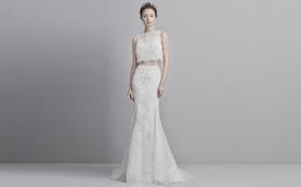 情迷法兰西系列租赁婚纱+礼服(三件套)包含新娘妆