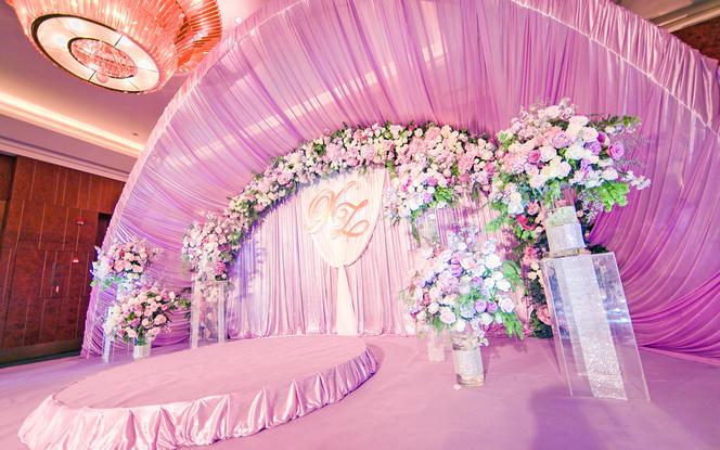 【喜帖街】 2018年火爆新款粉嫩少女主题婚礼