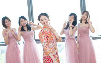 新娘跟妆+摄影+摄像(视频)总监团队-当季热推A