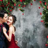 【无锡TOUCH婚纱摄影】——DIOR花纺