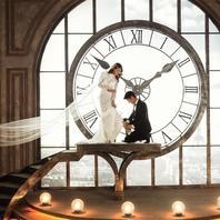 九九大促666元婚礼纪会员专享受婚纱摄影套餐