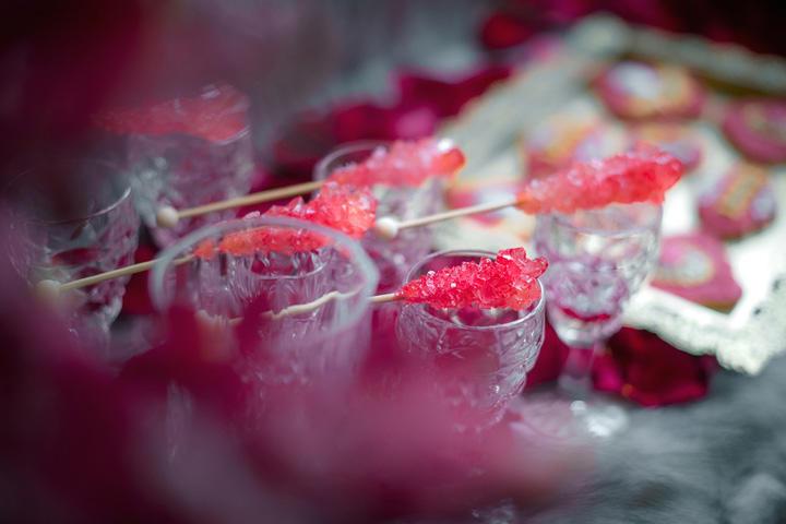 浪漫爱都-【L&W】-创意音乐主题婚礼高级灰