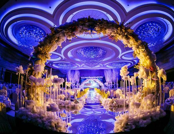 【索菲亚】星空下的爱恋 浪漫唯美婚礼