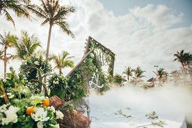 户外森系婚礼《回归。生命之初的觉醒》