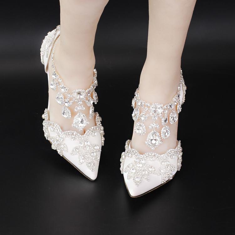 新娘水晶高跟鞋 儿童 图片合集