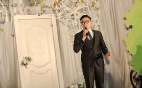 【人气好评】司仪+DJ+督导两名+晚宴新娘秘书