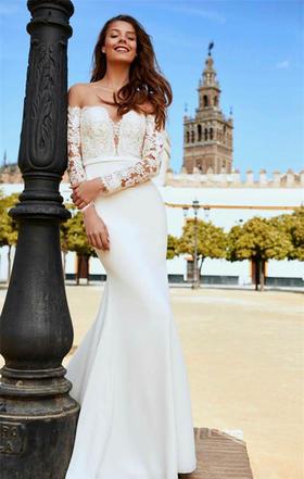 【新娘婚纱礼服:给你独家的记忆】