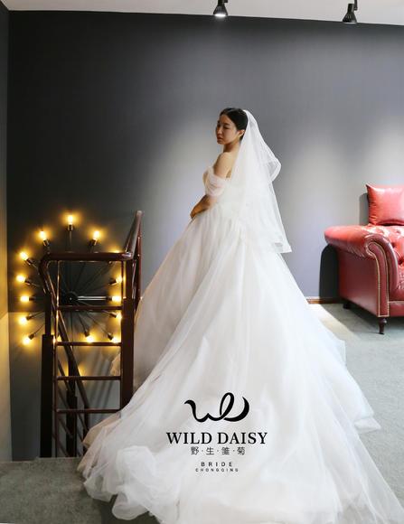 【新娘婚纱礼服】破茧成蝶,翩翩起舞