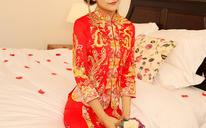 结婚敬酒服秀禾服龙凤褂裙新娘礼服中式嫁衣古装旗袍婚礼喜服春