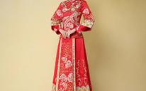 孕妇龙凤褂新娘夏季中式婚纱礼服秀禾服女古装喜服嫁衣