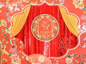 【甜蜜约定】预订中式婚礼 0元享用大红花轿