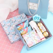 臻忆美创意2018博彩娱乐网址大全喜糖盒含糖成品生日满月婚庆伴手礼结婚回礼送袋子