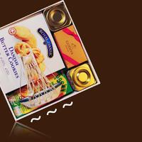婚礼伴手礼盒成品喜糖盒含糖果巧克力大礼包订婚结婚回礼礼盒套装