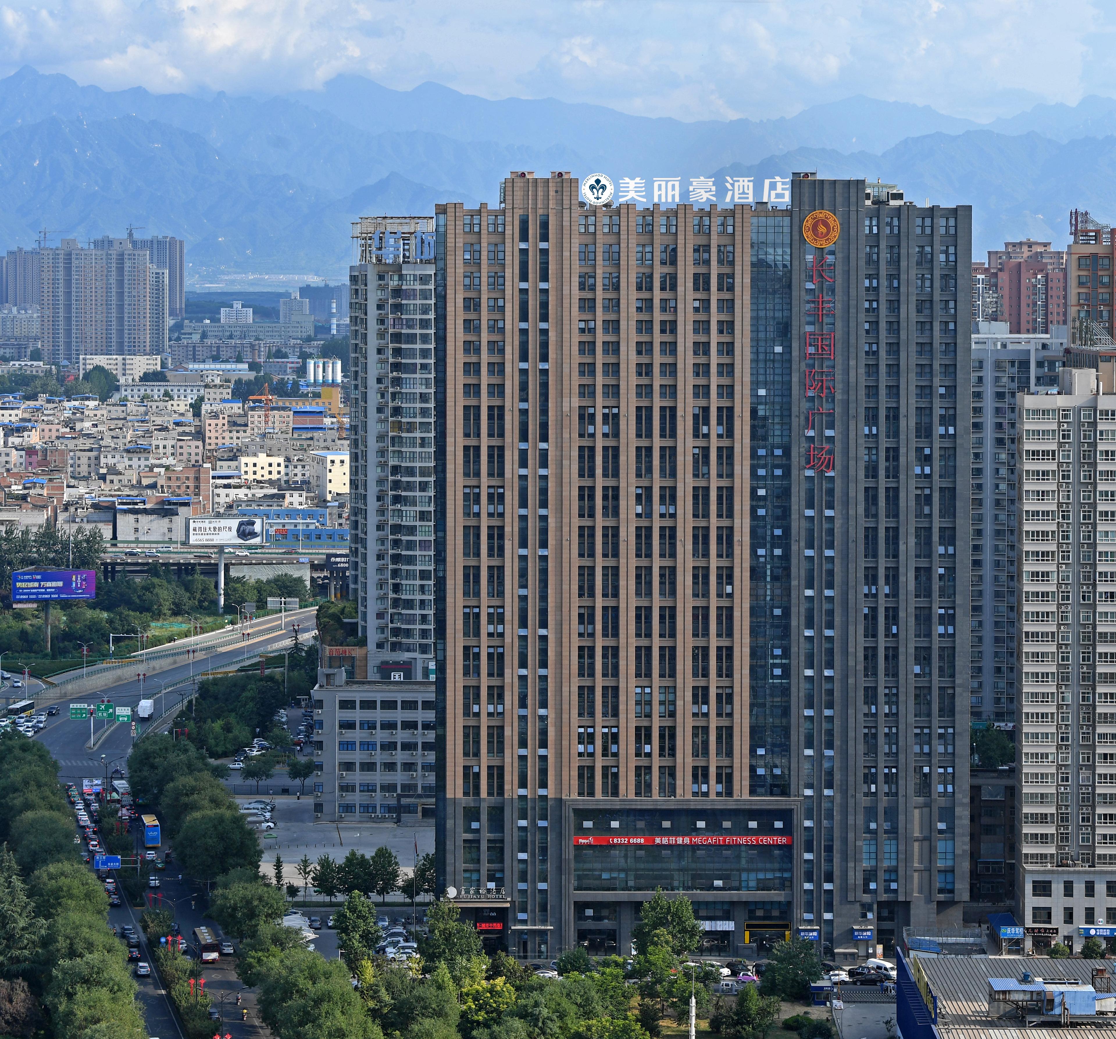 美丽豪酒店国展中心店