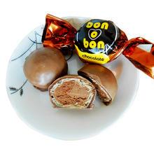 墨西哥bonbon巧克力蹦蹦巧克力450克(15g*30)