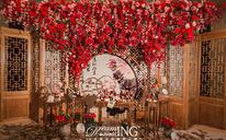 中式婚礼【DR寻梦婚礼】就在这花好月圆夜 两心相爱心相悦