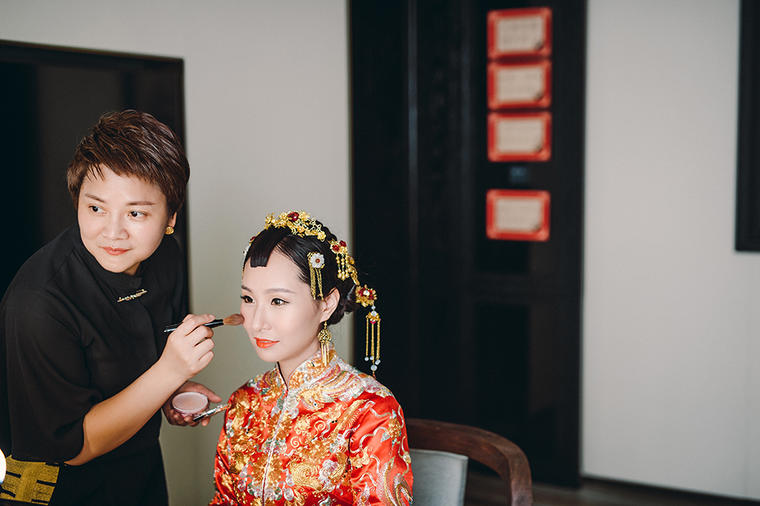 【唯美婚礼摄影】亲爱的,今天我们结婚好吗?