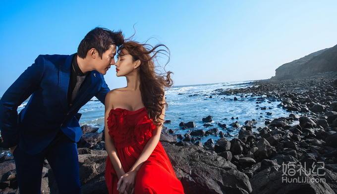 米兰风情 奢华订制 欧式城堡 浪漫韩式婚纱摄影【婚礼