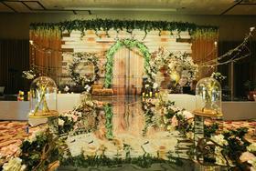 【喜悦来婚典】简约森系婚礼《松鼠の橡果子》