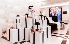 【喜悦来婚典】美丽的花花世界,粉色唯美风婚礼