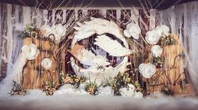 【喜悦来婚典】轻奢大气婚礼《归巢》