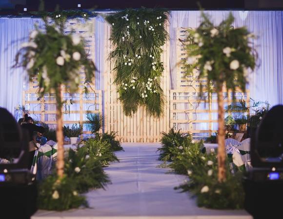 【喜悦来婚典】清新自然森系婚礼