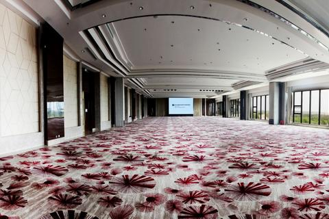 青岛银沙滩温德姆至尊酒店-婚宴