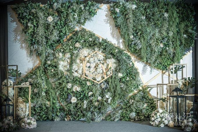 【户外婚礼 室内婚礼】两场婚礼 | 一起布置