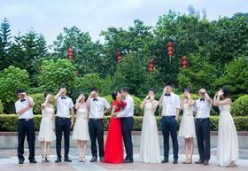 【纪实婚礼摄影】陪你看尽世间繁华, 护你一世周全