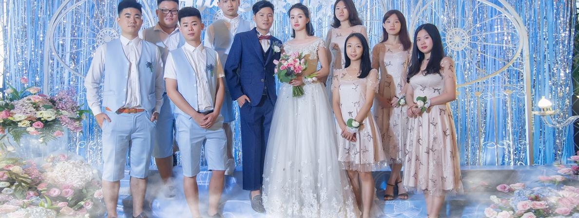 SOMEVISION-童话城堡婚礼跟拍