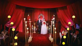红金婚礼——赤红与赤金的完美融合
