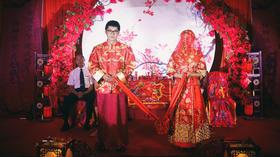 传统中式婚礼——愿得一人心,白首不分离