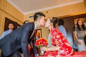 双机位婚礼摄影拍照 3680