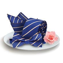 领结/领带/方巾三件套