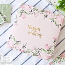 糖生糖太喜糖盒成品婚礼伴手礼糖盒婚礼喜糖盒子森林系