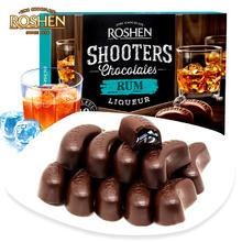 进口如胜酒心巧克力朗姆酒味一盒20颗送女友食品中秋节礼品礼盒