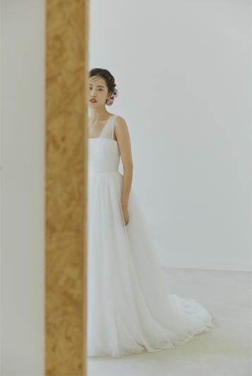 【果枝白色婚纱】果枝2017A/W
