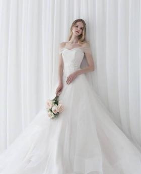 瑞妮婚纱礼服Flipped系列经典款式