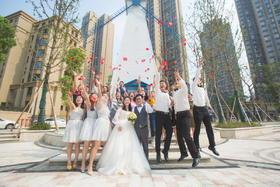 【吆柒婚礼跟拍】潼南的阳光天气