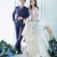 大家放大的婚纱照是哪张 可以分享下吗?