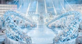【sunny喜铺】冰雪童话世界主题婚礼