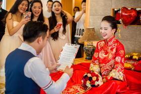 【婚礼纪实跟拍】最美的时光等到你的出现,从此让我们相守缘定