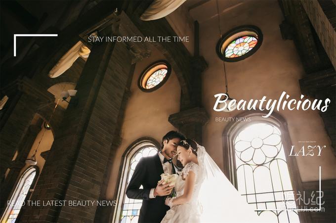 【纯色摄影】欧式轻奢简约套系 为你量身定制 -婚纱