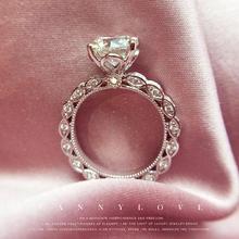 梵尼洛芙-迪尤 丨独家设计丨洛可可女王系列丨钻戒