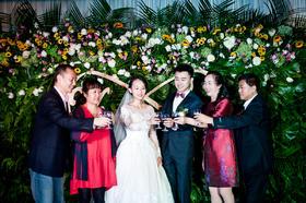 延安安塞婚礼跟拍:WANG & LIU