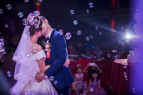 【唯美婚礼跟拍】我们一起走过所有的岁月,一切都是安好